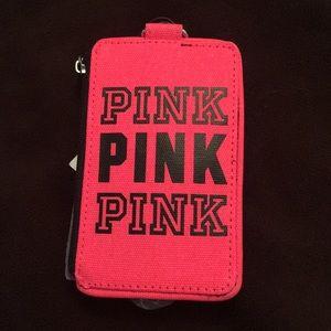 PINK ID case